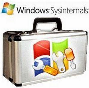Sysinternal tools