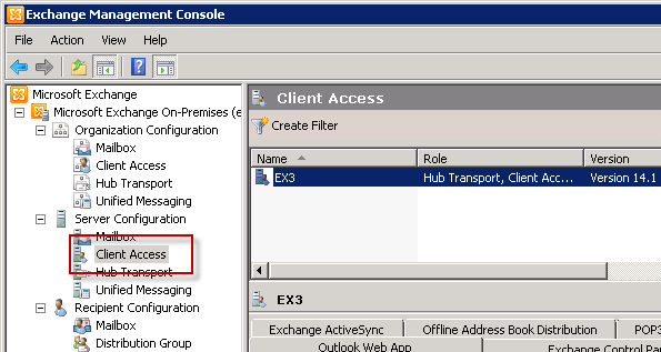 how to find if a outlook server is tls enabled