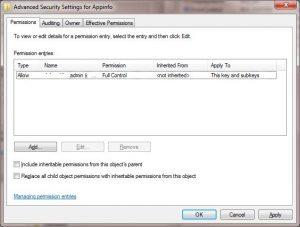 отключаем групповые политики в windows 7