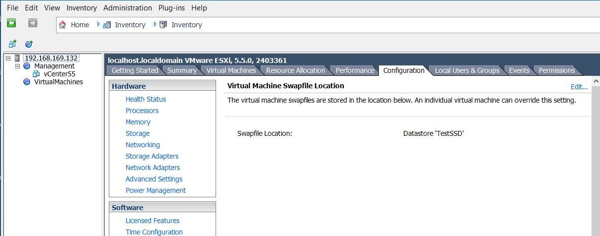 vmware-new-swap-file-location-for-all-vm