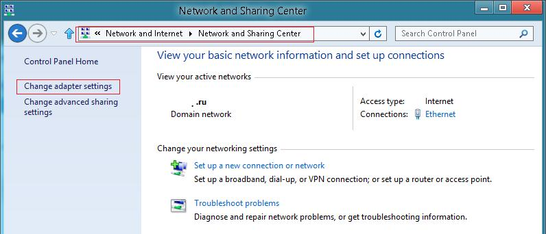 Windows 8 vpn server