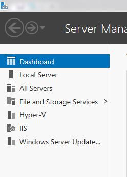 Запуск консоли управления wsus в windows server 2012