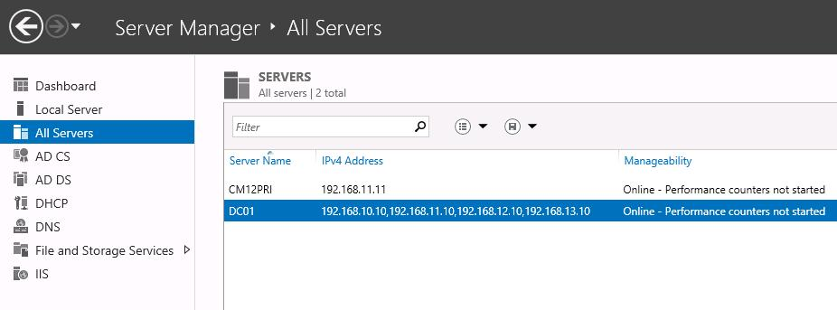 Управление windows server 2008 из консоли server manager windows 8