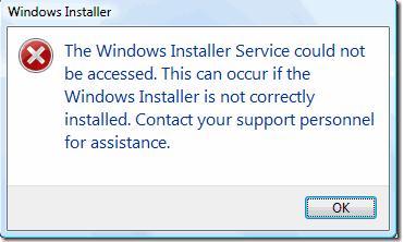 Запуск службы windows installer в безопасном режиме