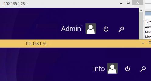 Windows 8 несколько независимых RDP сессий под разными пользователями