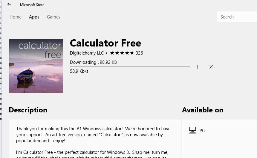 Приложение windows store - скачать и установить