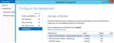 Установка SSL сертификатов на RDS