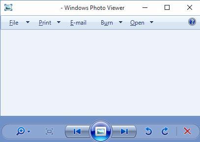 Классическое средство просмотра фотографий в Windows 10