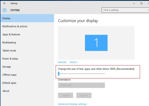 how to change mouse dpi windows 10