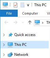 OneDrive скрыт в проводнике