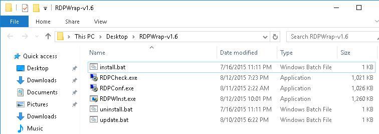 RDPWrap v1.6