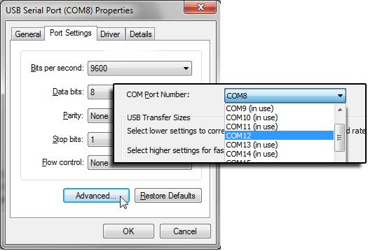 последовательный порт Com3 скачать драйвер - фото 5