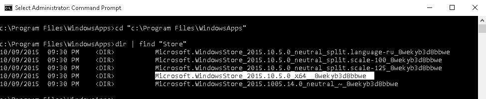 Microsoft.WindowsStore_2015.10.5.0_x64__8wekyb3d8bbwe