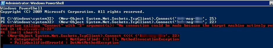 New-Object System.Net.Sockets.TcpClient
