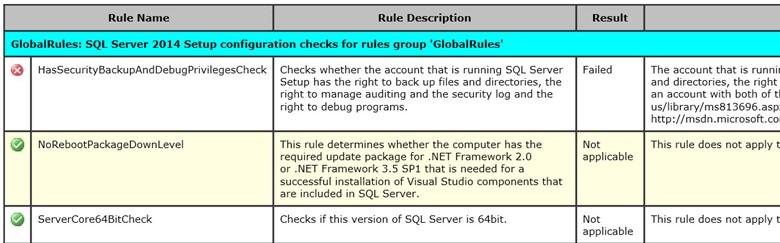 :журнал установки sql server SystemConfigurationCheck_Report.htm