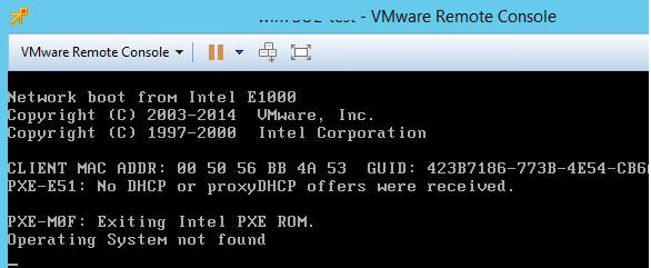 Operating System not found - не найдена операционная система windows