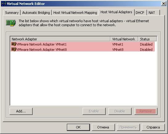 Робоча станція VMware