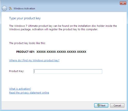 Как активировать Windows 7 при помощи KMS
