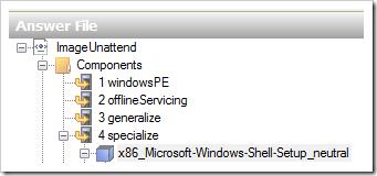description: answer file