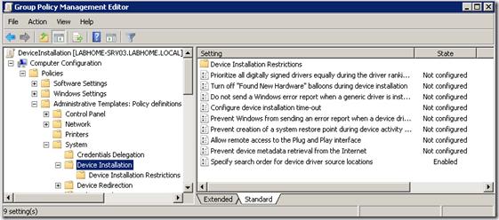 Установка драйверов Windows 7