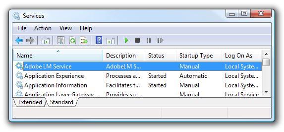 Инструкция по удалению служб в windows 7