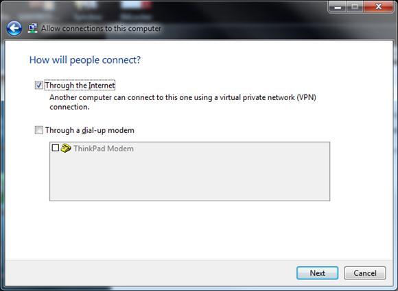 nип vpn подключения в windows7