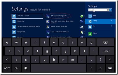 Налаштування VPN підключення в Windows 8