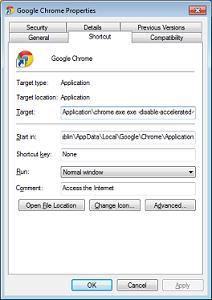 Запускаем google chrome в безопасном режиме