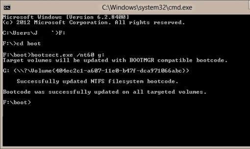 Сделать флешку с windows 8 загрузочной