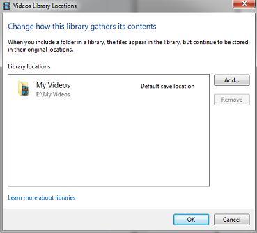 Добавить дополнительный каталог в раздаваемые по dlna библиотеки