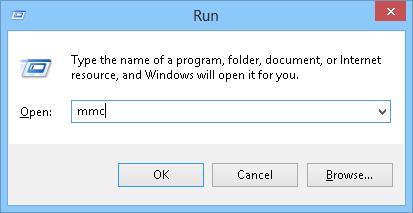 mmc snap-in windows