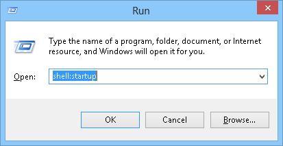 Папка Автозагрузка в windows 8