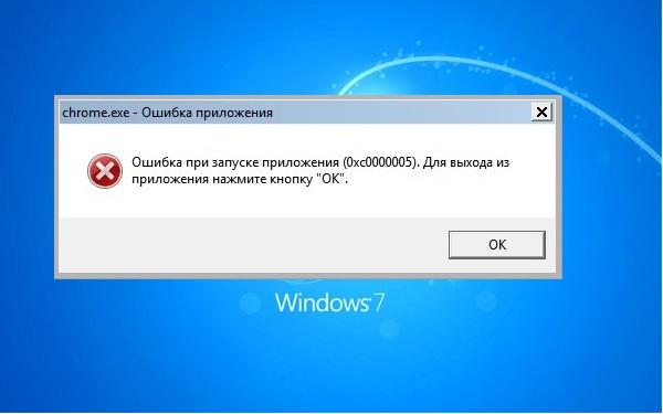 Оновлення kb2882822 від 8 жовтня 2013 року також ще викликає помилку 0xc0000005