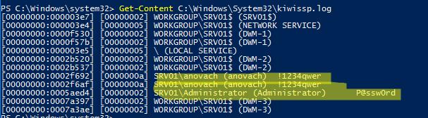 пароли всех пользователей зписываются при входе в Windows в тектовый файл