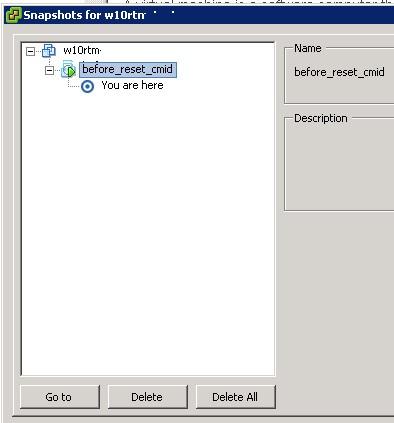 накрутка KMS счетчика за счет использования снапшотов виртуальной машины