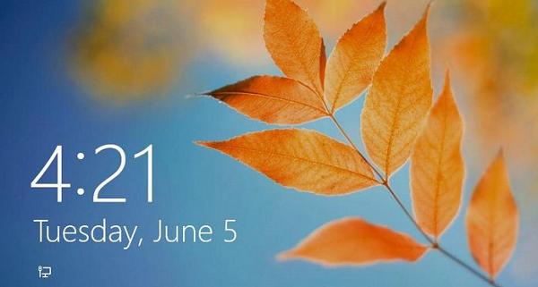 Відключаємо екран блокування в Windows 8.1