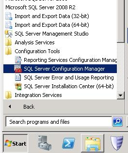 SQL Server Installation Center (64-bit)