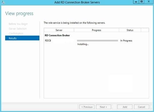 rdcb-другий сервер