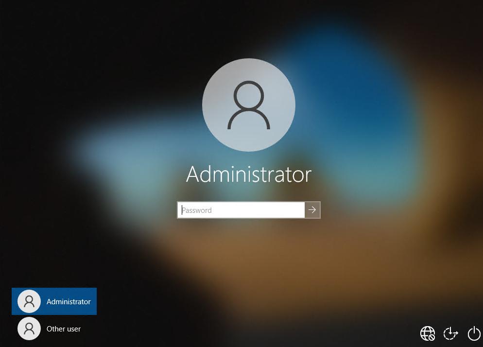 Как включить встроенную учетную запись администратора в Windows 10