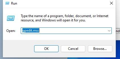 как запустить gpedit.msc в windows 10 или 11