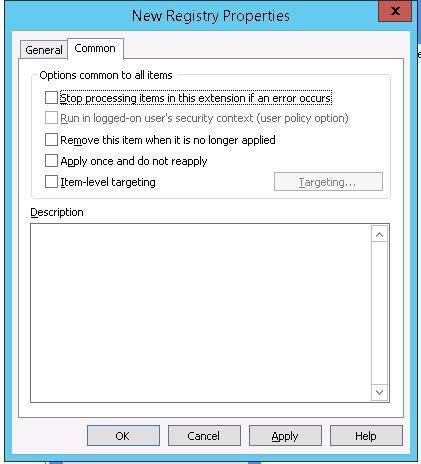 Опции создания ключей в GPP