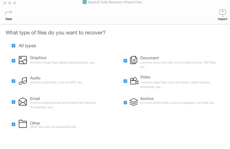 easus data recovery для mac os