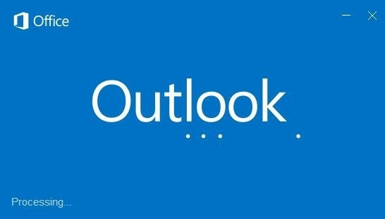 Outlook 2016 зависает при запуске и получении писем