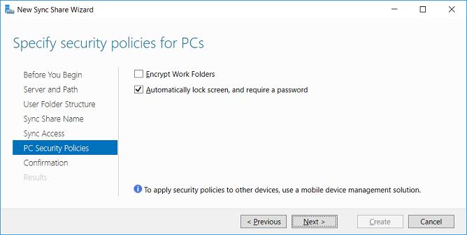 ширование файлов раоочих папок с помощью BitLocker и защита паролем