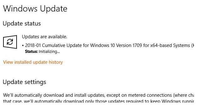 windows 10 1709 обновление kb4056892