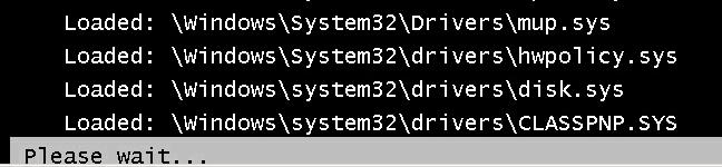 не загружается драйвер CLASSPNP.SYS