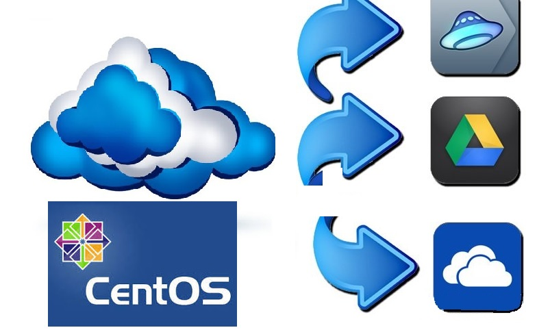 centos-free-cloud-storage