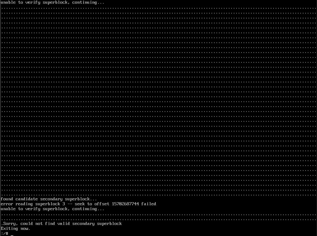 qemu-img resize зменшення диска в kvm ламає файлову систему
