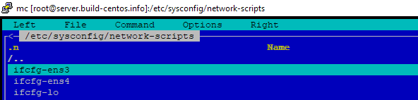 network-scripts в centos 8