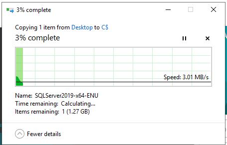 ограничение максимальной скопрости передачи в Windows через политики QoS